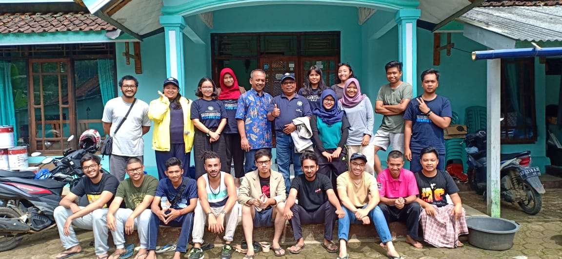 Student Community Services in Magelang